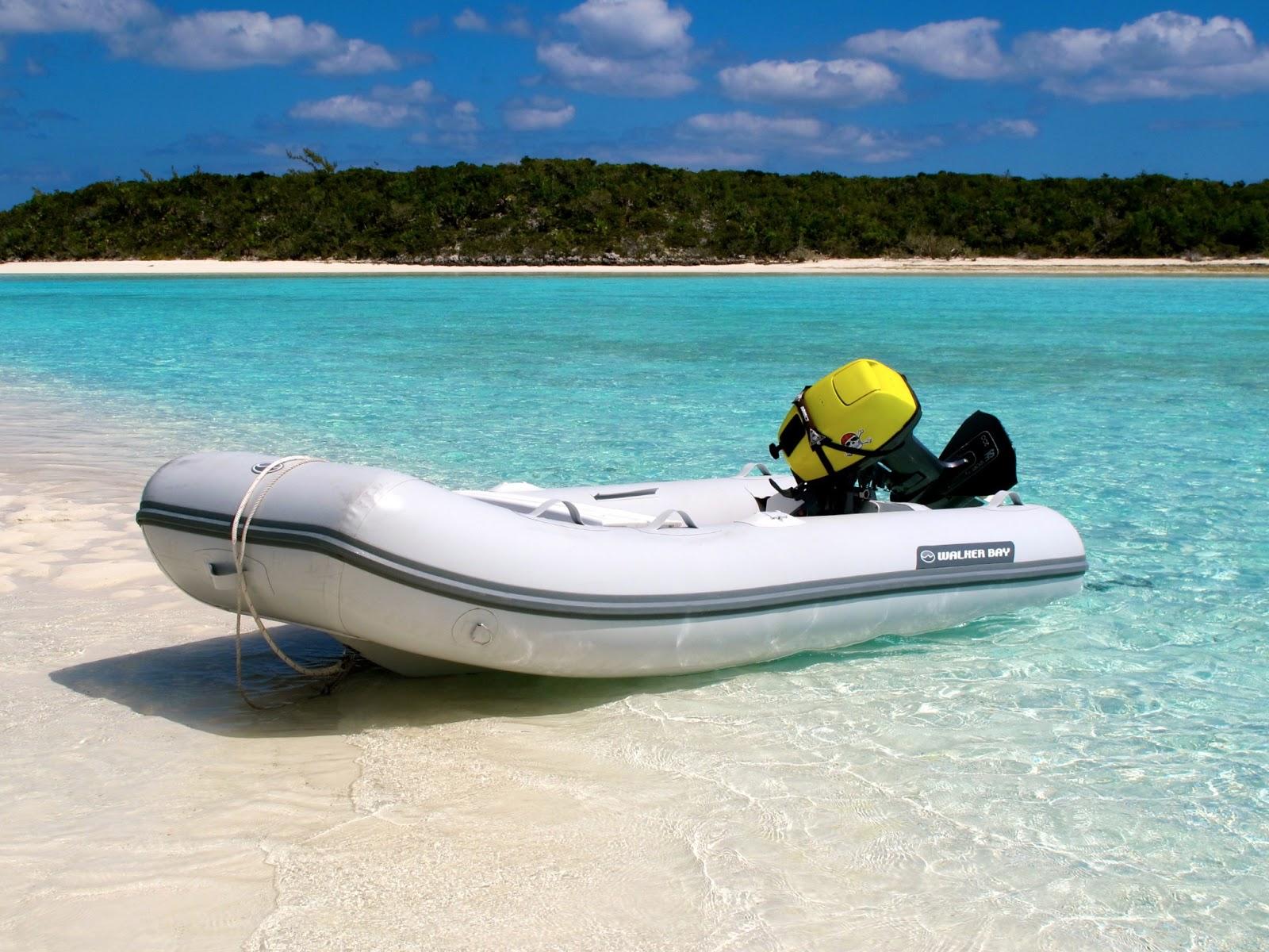 jual perahu karet